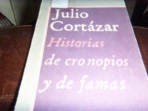 9788420421476: Historias De Cronopios Y De Famas/Cronopios and Famas