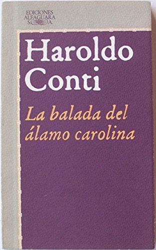 9788420421841: La Balada Del Alamo Carolina