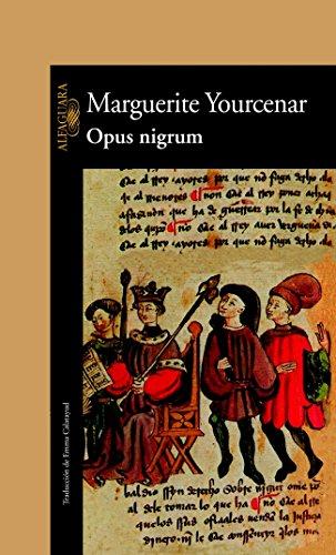 9788420422190: Opus nigrum (LITERATURAS)