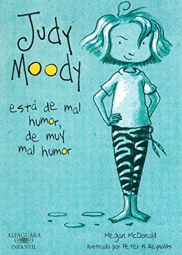 9788420423241: Judy Moody está de mal humor, de muy mal humor