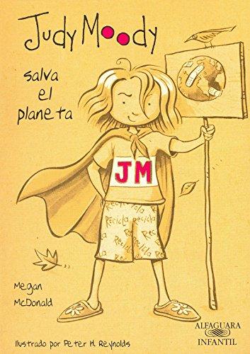 9788420423296: Judy Moody salva el planeta