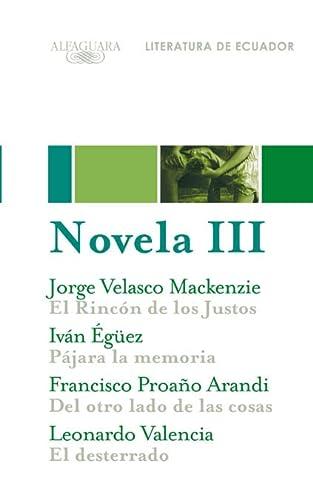 Novela III - VVAA