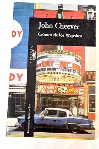 9788420424279: Cronica de los wapshot