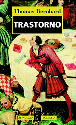 9788420425009: Trastorno (LITERATURAS)