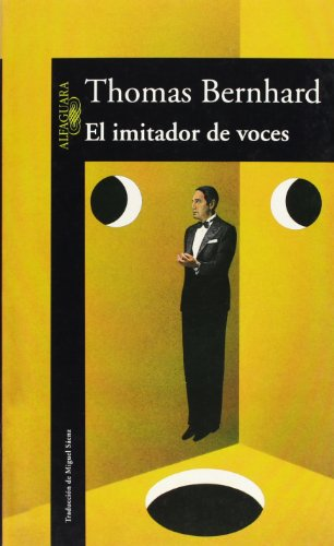 9788420425016: El Imitador de Voces (Spanish Edition)