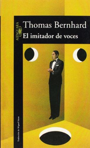 9788420425016: El Imitador de Voces (Spanish Edition)
