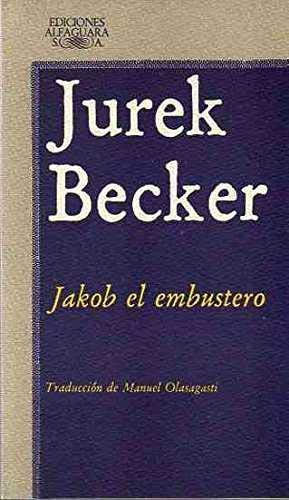 9788420425115: Jacob el embustero