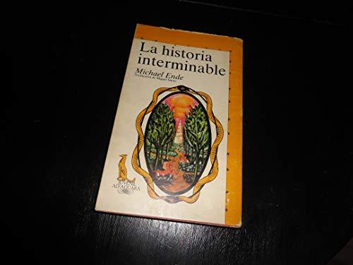 9788420425221: La Historia Interminable/the Neverending Story