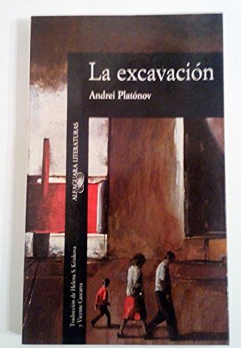 9788420425511: Excavacion, La