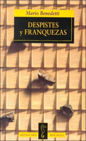9788420427065: Despistes y franquezas (Alfaguara Bolsillo)