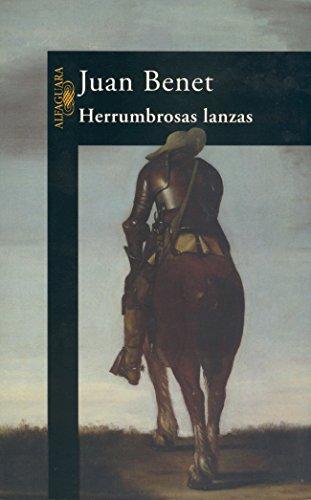 9788420427324: HERRUMBROSAS LANZAS (HISPANICA)