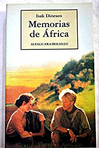 9788420427461: Memorias de Africa