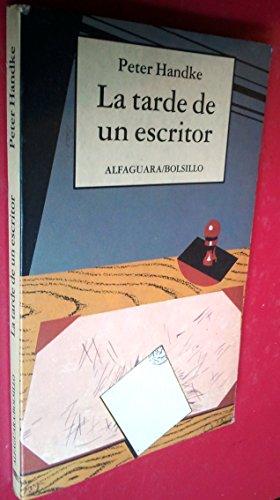 9788420427638: La Tarde De Un Escritor