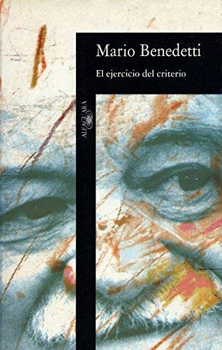 9788420428321: El ejercicio del criterio (Spanish Edition)