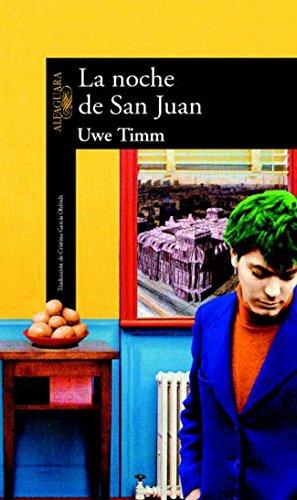 9788420429571: La Noche de San Juan (LITERATURAS)
