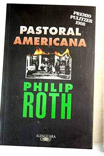 9788420429663: Pastoral americana (Alfaguara Literaturas)
