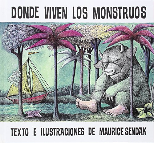 9788420430225: Donde viven los monstruos/ Where the Wild Things Are: Album clasico/ Classic Picture Book