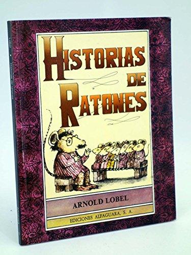 Historias de Ratones: Lobel, Arnold