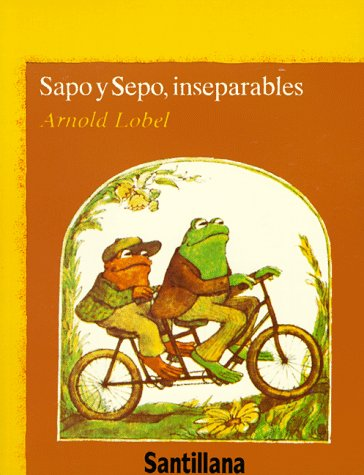 9788420430478: Sapo y sepo, inseparables / Frog and Toad Together (Sapo y Sepo/Frog and Toad) (Spanish Edition)