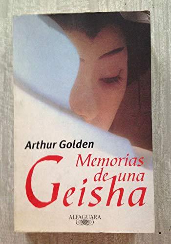 9788420430812: MEMORIAS DE UNA GEISHA (ALFAGUARA EXTRA)