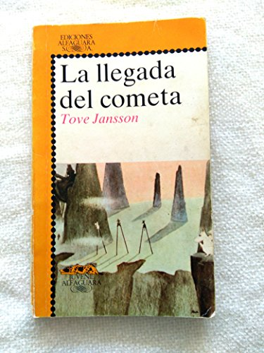 9788420431260: La Llegada del Cometa / Comet in Moominland (Spanish Edition)