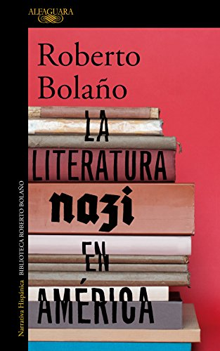 9788420431574: La literatura nazi en América (HISPANICA)