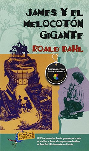 9788420435244: James y el melocotón gigante / James and the Giant Peach