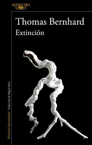9788420438481: Extinción (Literaturas)