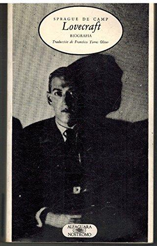 Lovecraft Biografía - De, Camp Sprague