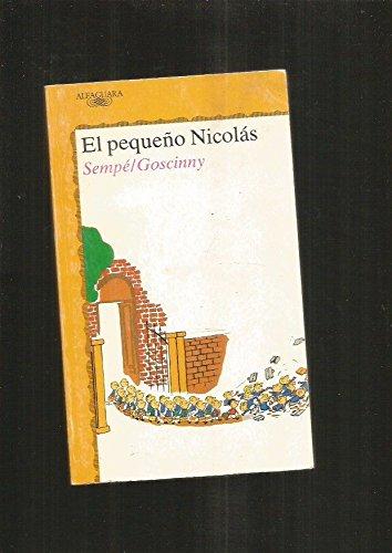 9788420440903: El Pequeno Nicolas/Little Nicholas (Spanish Edition)