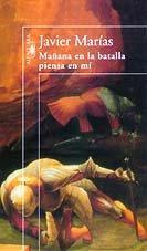 9788420442310: Manana en la batalla piensa en mi (Spanish Edition)