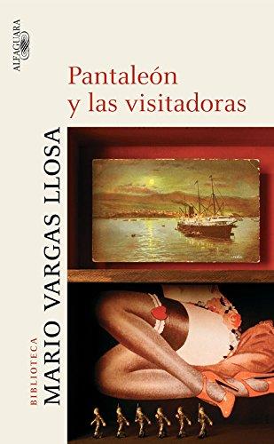 9788420442556: Pantaleon y las visitadoras / Captain Pantoja And the Special Service (Spanish Edition)