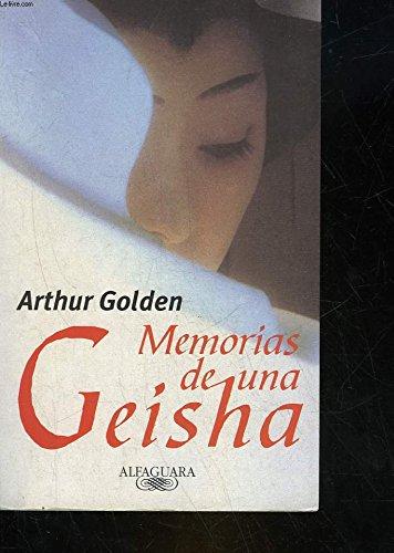 9788420443485: Memorias de Una Geisha (BEST-SELLERS)