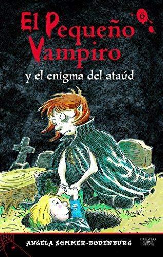 9788420443959: (1) pequeño vampiro y el enigma del ataud, el (Alfaguara 10 Años (zaharra)
