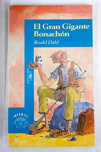 9788420444833: El gran gigante bonachon