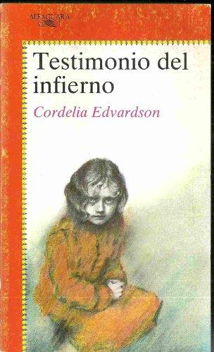 9788420446332: Testimonio Del Infierno