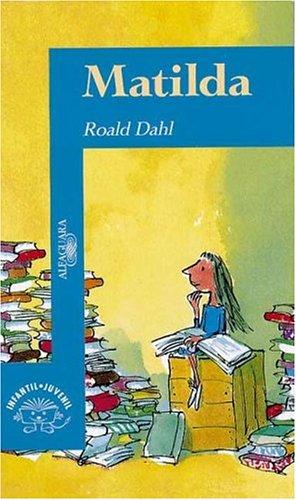 Matilda (span.): Dahl, Roald und