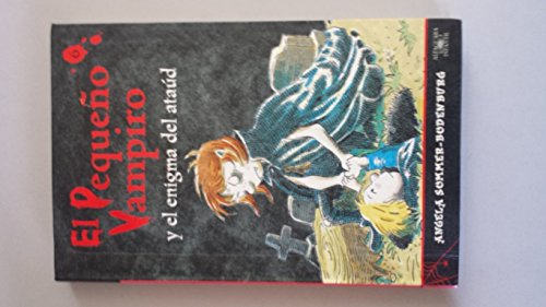 9788420446912: Pequeño Vampiro Y El Enigma Del Ataud, El (Austral Juvenil)