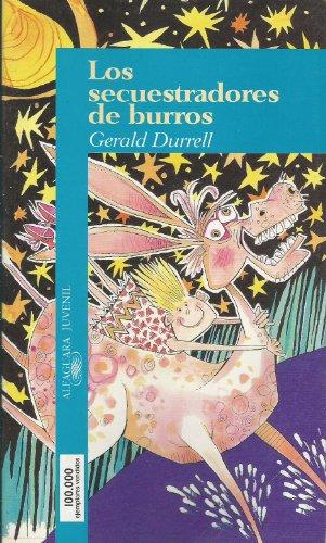 9788420447827: Los secuestradores de burros