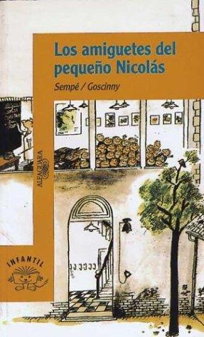 9788420448305: Amiguetes del Pequeno Nicolas, Los (Spanish Edition)