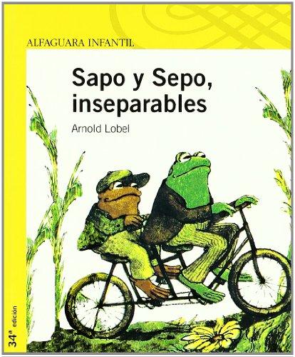 9788420448367: SAPO Y SEPO INSEPARABLES