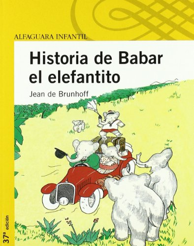 9788420448428: HISTORIA DE BABAR EL ELEFANTITO (Proxima Parada Prim. Lecto)