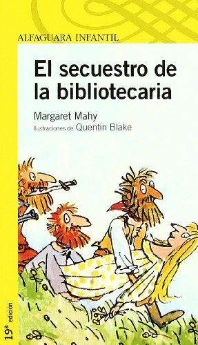 9788420448480: SECUESTRO BIBLIOTE PROX PARA 6 ALFAGUA