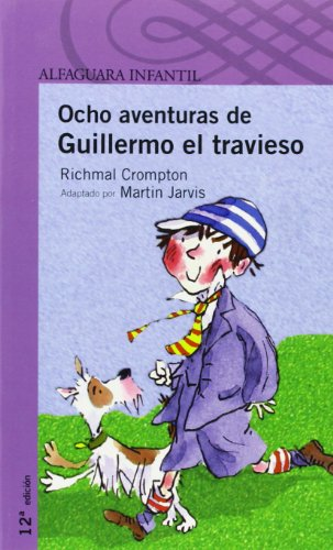 9788420448800: Ocho aventuras de Guillermo el travieso