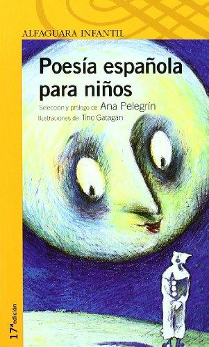 Poesia española para niños.: Pelegrin, Ana Maria