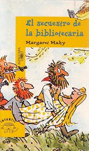 9788420449135: SECUESTRO DE LA BIBLIOTECARIA,EL