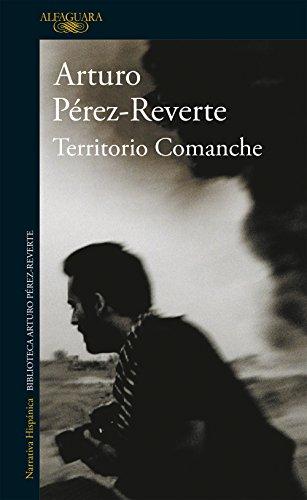 9788420450643: Territorio Comanche (HISPANICA)