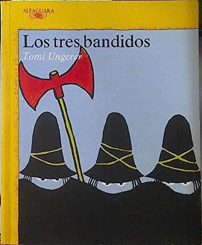 9788420450841: Los tres vandidos