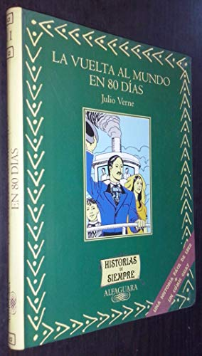 La Vuelta Al Mundo En 80 Días: Jules Verne; Adapter-Sagrario