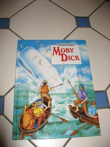 Moby Dick: Herman Melville. Adaptación